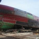 MV Origin shipyard